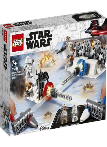 Lego Lego Star Wars Hoth Gen Attack Renkli